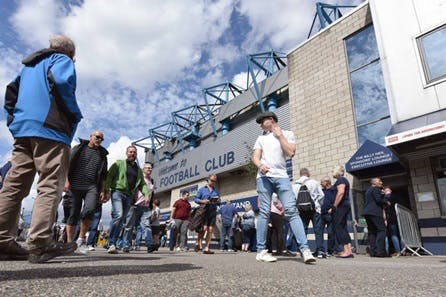 Millwall Football Club Stadium Tour for One Adult and One Child