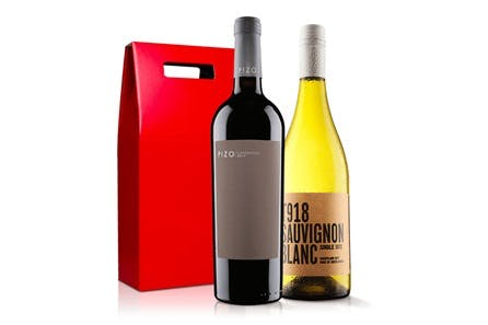 Mixed Wine Duo with Gift Box from Virgin Wines