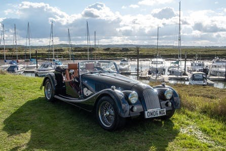 Morgan Roadster V6 Classic Car On Road Driving Experience - Weekday