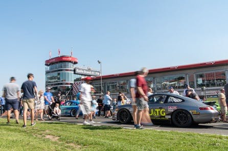 Motorsport UK Trackside Membership
