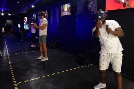 Multi-Game Premium Pass for Two at Immotion VR
