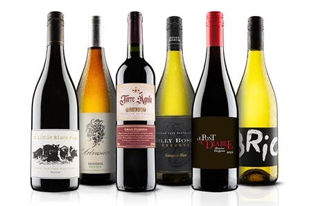 Must Have Mixed Six Pack from Virgin Wines