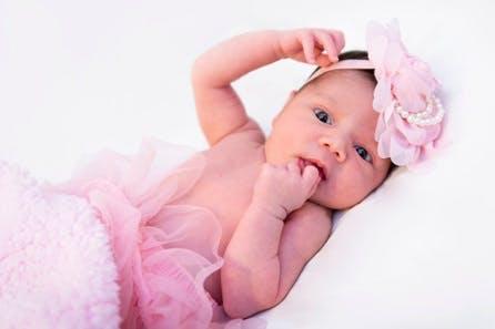 Newborn Photoshoot with 10 Professionally Edited Photos