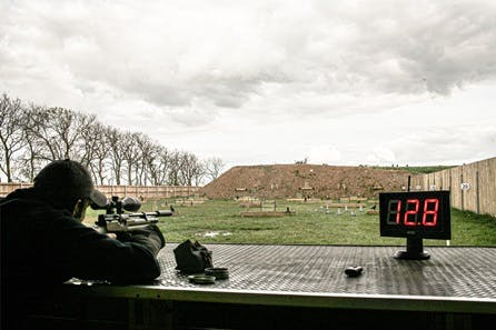 One Hour Air Gun Shooting Experience for Two