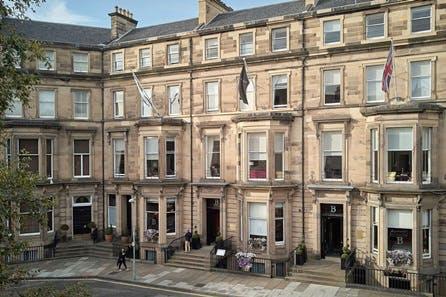 One Night Boutique Break for Two at The Bonham Hotel, Edinburgh