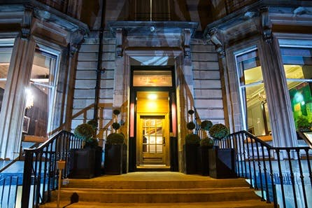 One Night Boutique Break for Two at The Bonham Hotel, Edinburgh