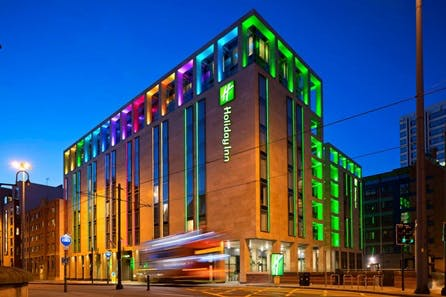 One Night Break for Two at the Holiday Inn Manchester City Centre