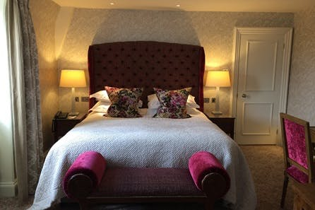 One Night Getaway for Two at Bovey Castle
