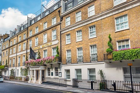 One Night London Luxury Escape for Two at the 5* Flemings Hotel, Mayfair