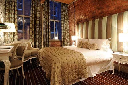 One Night Manchester City Break for Two at the Luxury Velvet Hotel
