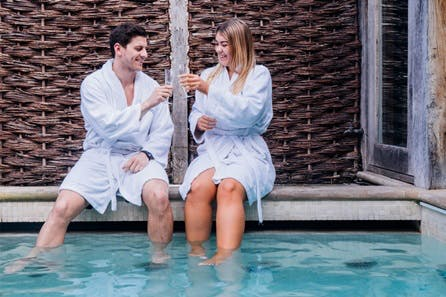 One Night Revitalising Spa Break with Dinner and Treatments for Two at Bannatyne Charlton House