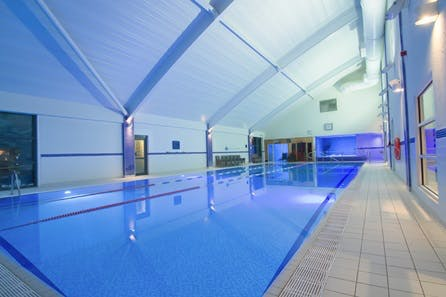 One Night Revitalising Spa Break with Dinner and Treatments for Two at Bannatyne Hastings Hotel
