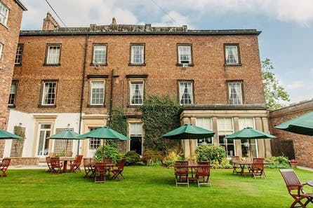 One Night Soothing Spa Break with Dinner and Treatment for Two at Bannatyne Darlington Hotel