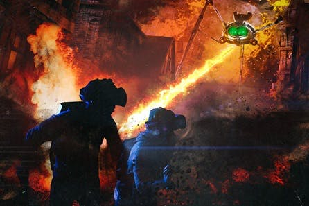 Overnight London Stay with Jeff Wayne's The War of The Worlds: The Immersive Experience for Two