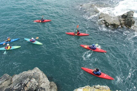 Sea Kayaking Coastal Adventure for One