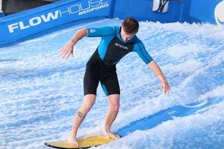 Introduction to Indoor Surfing for Two