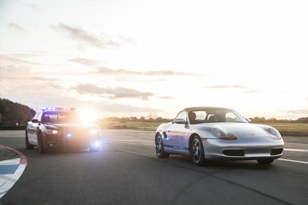 Porsche Police Pursuit Experience