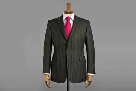 Premium Savile Row Tailoring Experience