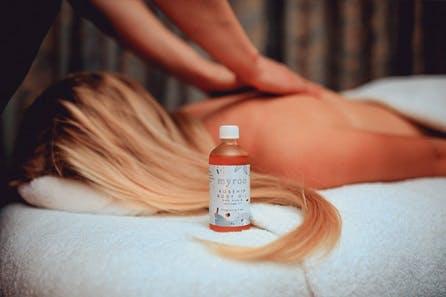 PURE Spa & Beauty Spa Treat with Three Treatments