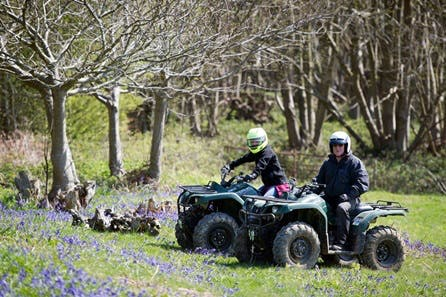 Exclusive Quad Bike Trek for Two