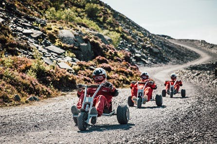 Quarry Karts Experience for Two