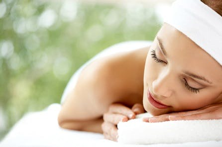 Relaxation Spa Day with Treatment and Afternoon Tea for Two at the Crowne Plaza, Marlow