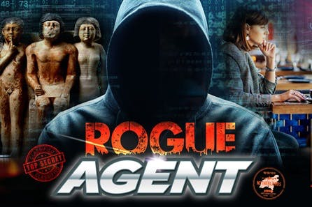 Rogue Agent – Online Escape Game