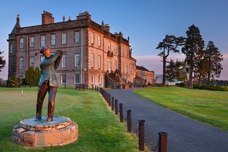 Round of Golf on the Championship East Course and Afternoon Tea for Two at the Dalmahoy Hotel & Country Club, Edinburgh
