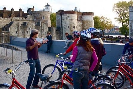 Royal London Bike Tour for Two