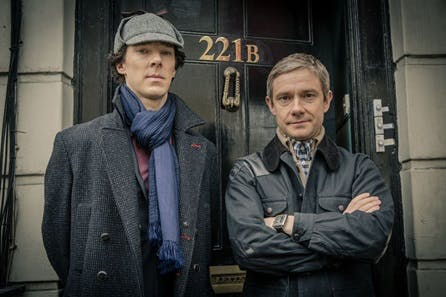 Sherlock: The Official Outdoor Game for One Adult and One Child