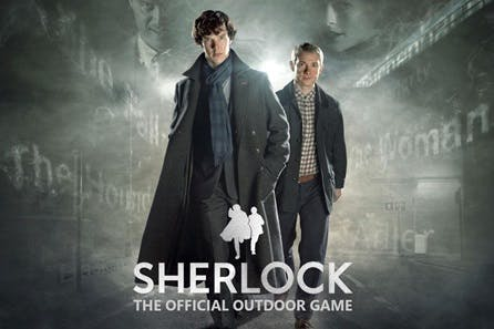 Sherlock: The Official Outdoor Game for Two