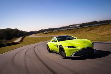 Silverstone Aston Martin Experience - Morning