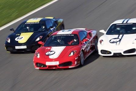 Silverstone Ferrari Experience