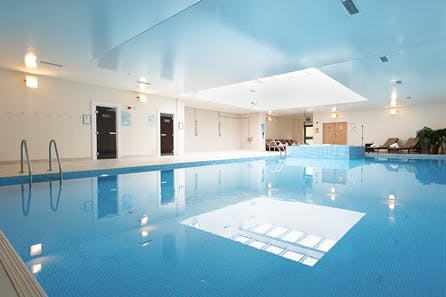 Spa Treat with Body Scrub, Massage and Lunch at The Oxfordshire Hotel & Spa