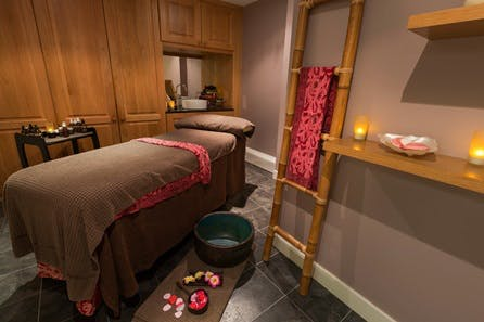 Spa Treat with Two Treatments and Lunch at The Oxfordshire Hotel & Spa