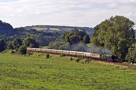Steam Hauled Golden Age of Travel Lunch for Two on the Belmond British Pullman Luxury Train