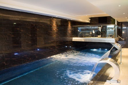 Sunday Night Spa Break with Dinner and Treatment for Two at Double Tree by Hilton Hotel & Spa Liverpool