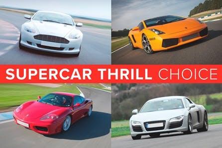Supercar Thrill Choice