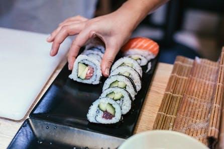 Sushi and Sake Masterclass at Buddha-Bar London