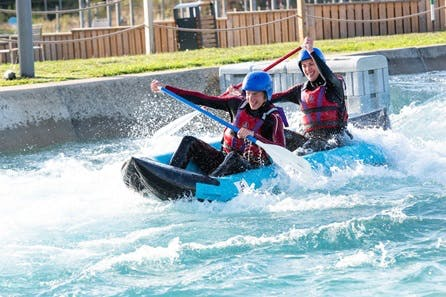 Tackle the Rapids in a Hot Dog for Two at Lee Valley