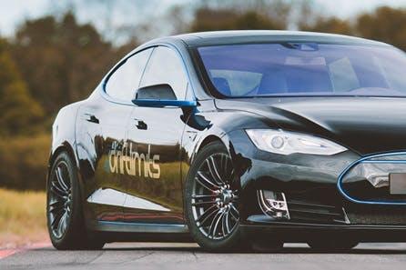 Tesla P90D Vs Dodge Viper SRT VX Driving Experience