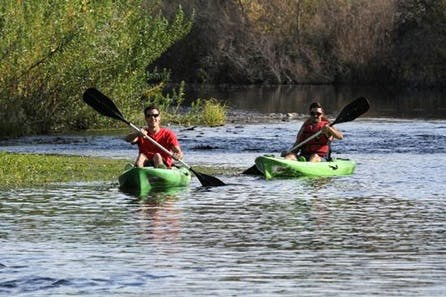 Thames Kayaking Experience for Four in Richmond