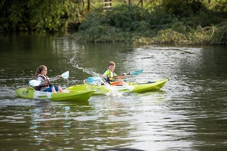 Thames Kayaking Experience for Two in Richmond
