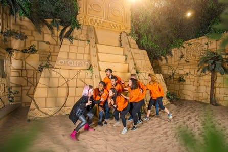 The Crystal Maze LIVE Experience for Two, Manchester