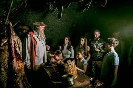 The London Bridge Experience and London Tombs - 2 Adults