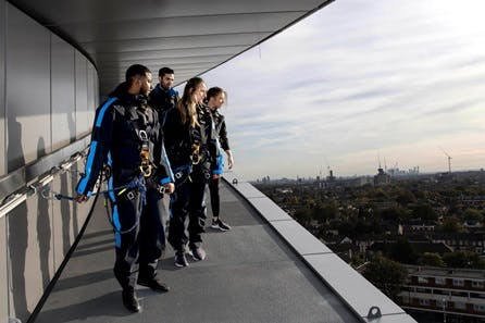 The Dare Skywalk at Tottenham