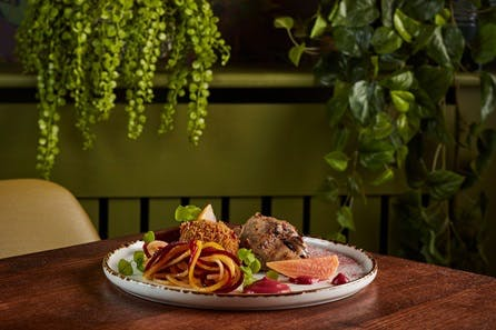 Three Course Lunch and Bellini Vaasu by Atul Kochhar