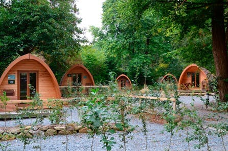 Three Night Glamping Break at Langstone Manor, Dartmoor