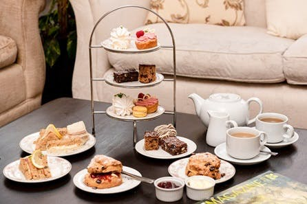 Traditional Afternoon Tea for Two at The Grove, Norfolk