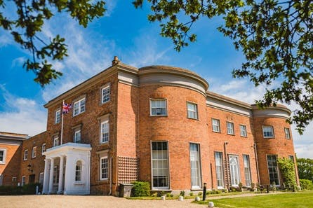 Traditional Afternoon Tea with Prosecco for Two at Highfield Park Country Manor House Hotel